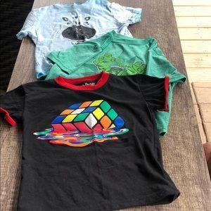 2T Graphic T-Shirt Bundle